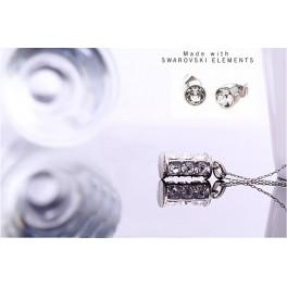 Set nakita Spirit Crystal (Made with Swarovski Elements)