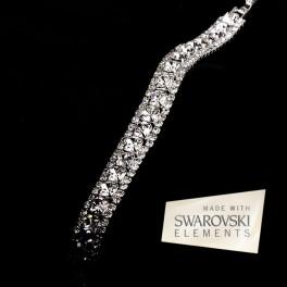 Zapestnica Briliant Crystal (Made with Swarovski Elements)